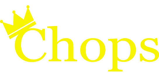 Chops WEB shop